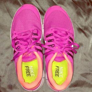 Nike Free Run!